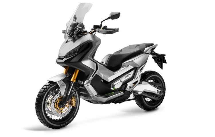 Modelo de produção deve ser parecido ao conceito apresentado - Honda / Divulgação