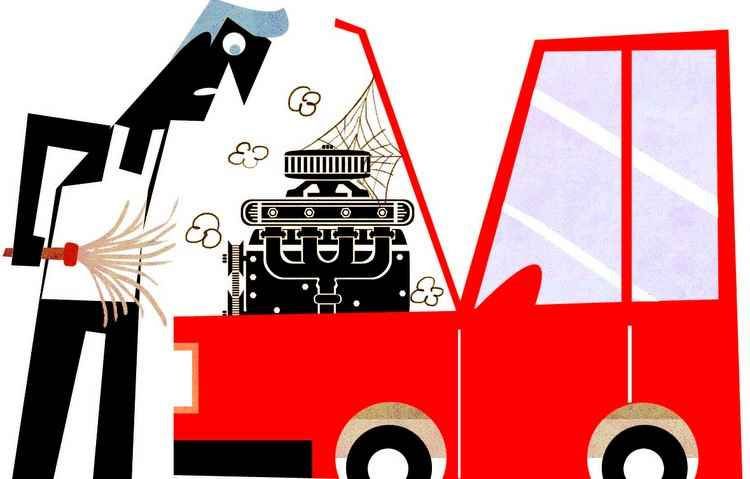 Revisar o motor do carro no tempo certo é a saída para evitar a limpeza das válvulas injetoras - Jarbas / DP