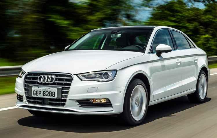 Modelo mais vendido da Audi no Brasil ganhou o motor 2.0 turbo de 220 cv - Pedro Bicudo / Divulgação