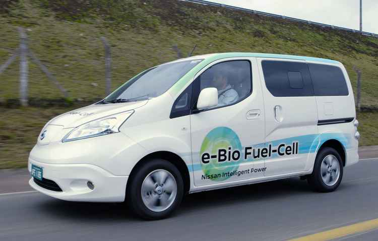Van elétrica já circula em testes nos Estados Unidos e em breve chegará às ruas do país, também em fase de avaliação de mercado - Nissan / Divulgação