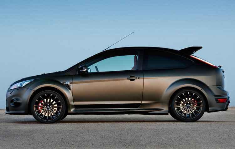 Estima-se que RS500 chegue a entregar 400 cavalos de potência - Ford / Divulgação