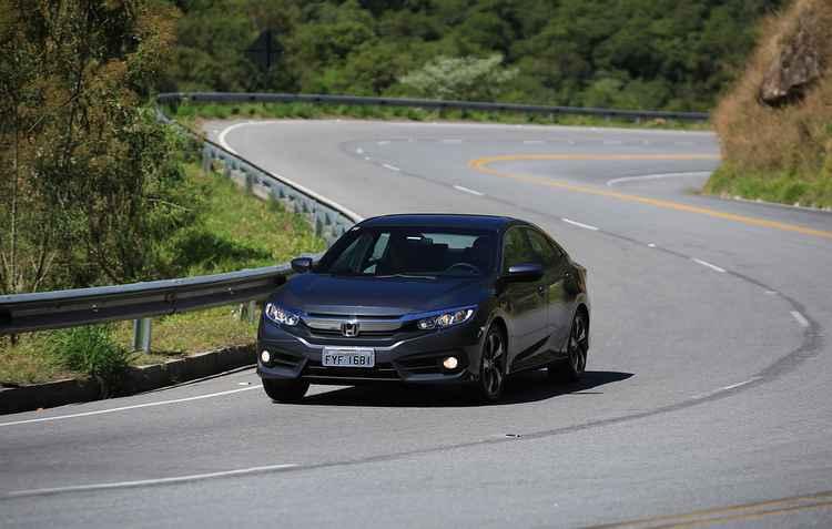 Dirigimos o novo Honda Civic; Confira as impressões!
