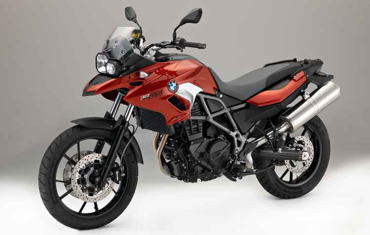 Nova GS pode ser adquirida pelo valor de R$ 39.950 - BMW / Divulgação