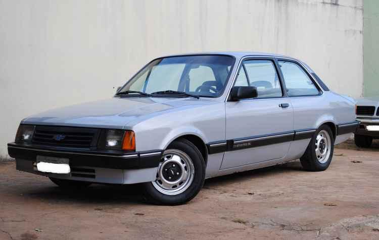 Carro que popularizou a Chevrolet no mercado brasileiro - Ricardo Fernandes / DP