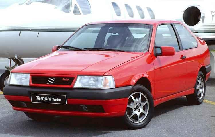 Primeiro carro de porte médio lançado pela Fiat no país - Fiat / Divulgacao