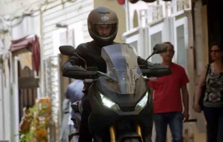 Scooter terá sua versão final apresentada no Salão de Milão, em novembro - Honda / Divulgação