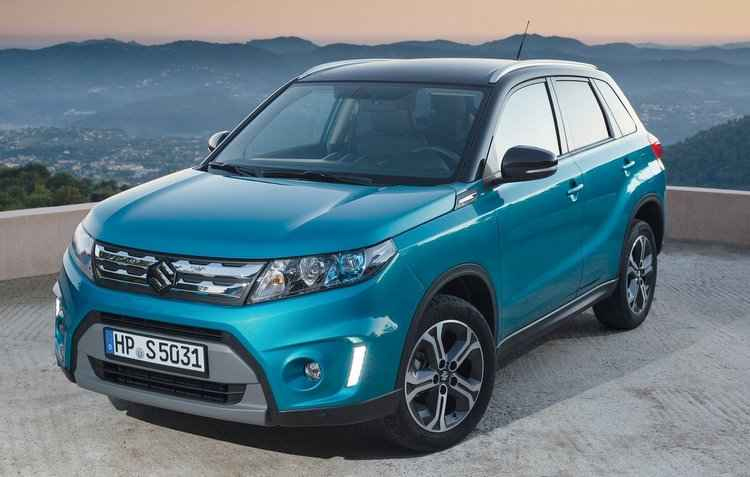 Modelo europeu conta com duas opções de motorização, 1.6 ou 1.4 a gasolina - Suzuki / Divulgação