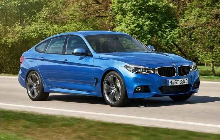 Modelo é mais comprido que os demais integrantes da família Série 3 - BMW / Divulgação