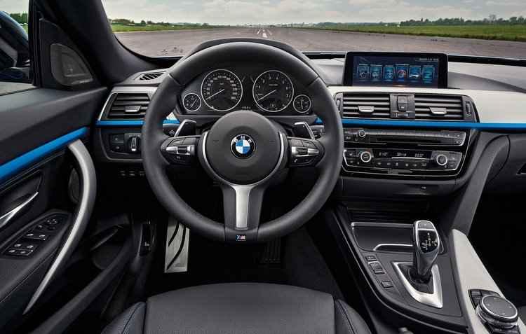 Equipamentos de série incluem ar condicionado, acionamento do motor sem chave, direção Servotronic, seis airbags entre outros - BMW / Divulgação