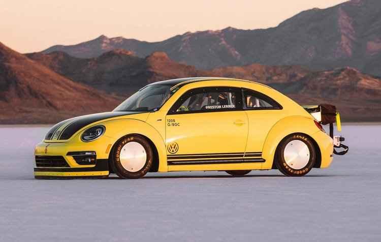 THR Manufacturing foi a responsável pela alteração do motor 2.0 TFSI - Volkswagen / Divulgação