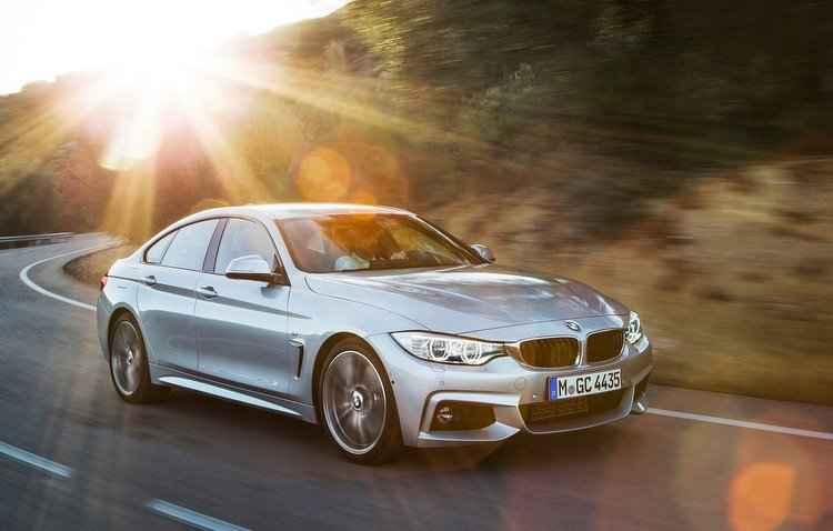 BMW Serie 4 Gran Coupé chega ao Brasil