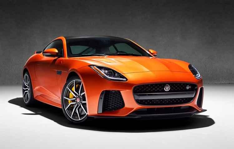 Mecanicamente o veículo é uma bala: carrega um motor V8 5.0 Supercharged calibrado pra desenvolver 575 cv - Jaguar / Divulgação