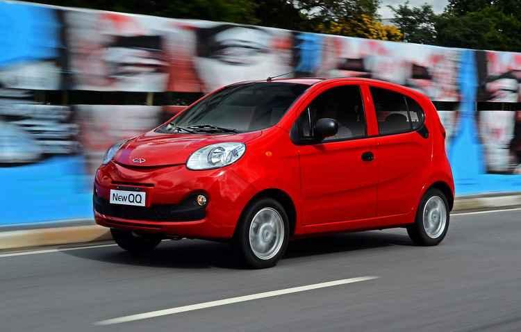 Aposta é de ser o carro mais barato do Brasil - Chery / Divulgação