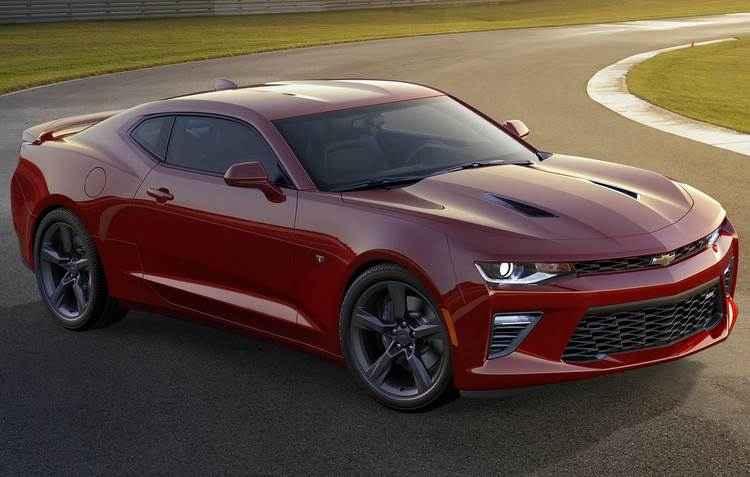 Inicialmente o veículo será vendido por aqui apenas na versão comemorativa de cinquenta anos, chamada de Fifty - Chevrolet / Divulgação