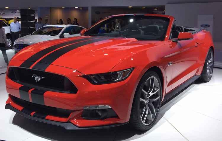 Ford confirma, mais uma vez, venda do Mustang no Brasil - Jorge Moraes / DP
