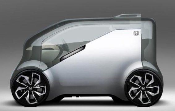 Modelo elétrico da Honda terá inteligencia artificial - Honda / Divulgação