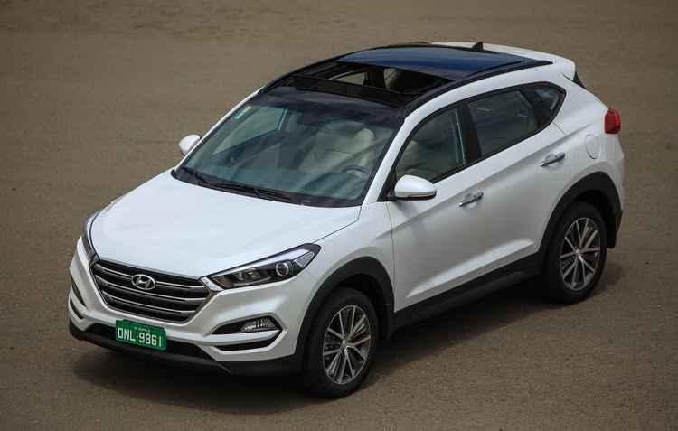 Exterior com retrovisores em LED são destaques - Hyundai / Divulgação