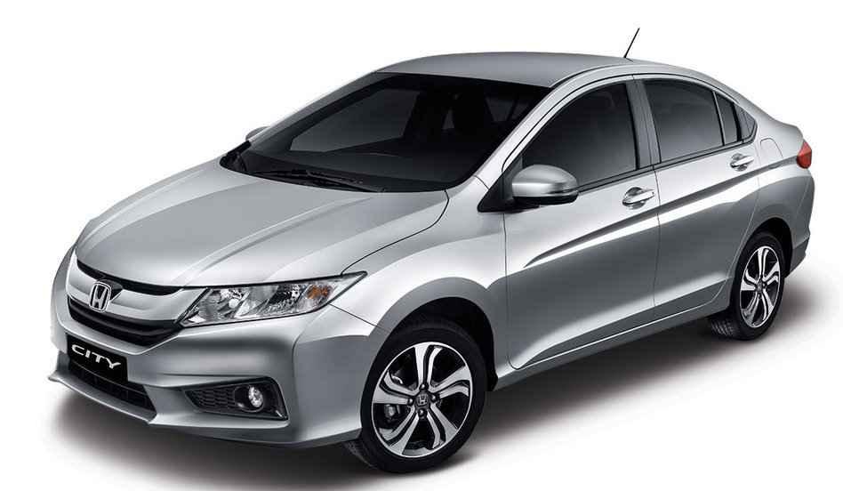 Honda City estreia em janeiro de 2017 com mudanças pequenas  - Divulgação/Honda