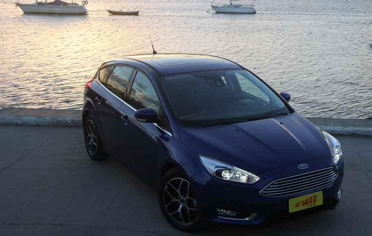Ford realiza recall do Focus hatch