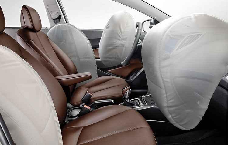 Caso Takata ficou conhecido como o maior recall da história automotiva - Hyundai/Divulgação