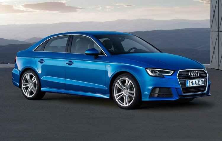 Audi A3 já teve seu facelift revelado para o mercado europeu - Audi / Divulgação