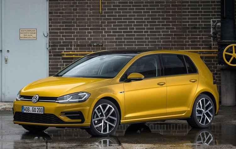 Volkswagen aumenta preços do Golf 2017