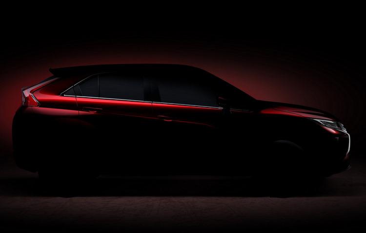 Mitsubishi revela novo Crossover médio