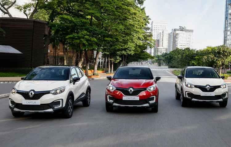 Renault Captur é apresentado no Brasil