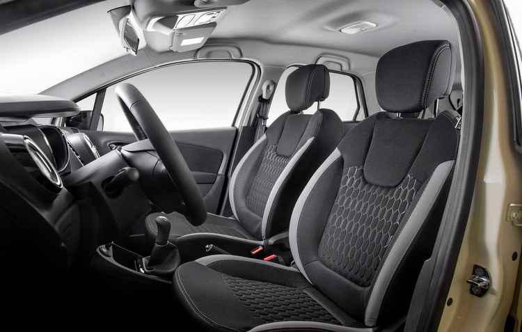 Todas as versões contam com quatro airbags e controle de estabilidade (ESP) - Renault/divulgação