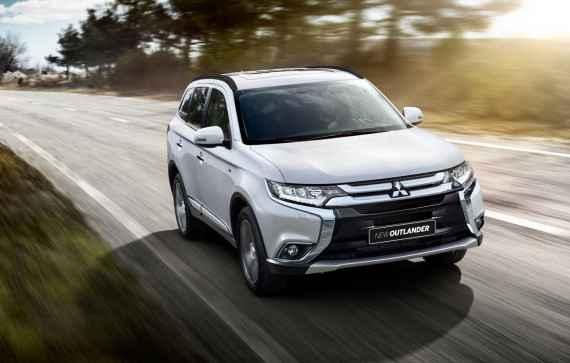 Mitsubishi Outlander ganha nova versão