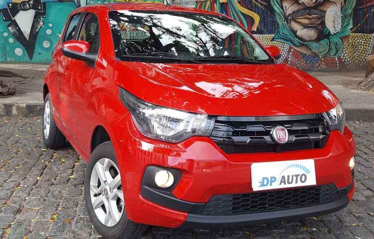 Confira nossas impressões a bordo do Fiat Mobi