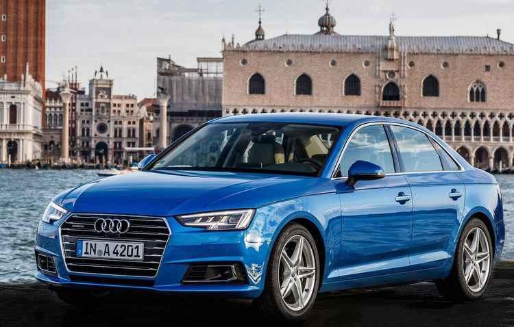 Audi anuncia recall por falha em cintos de segurança