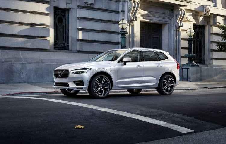 Volvo inicia pré-venda do novo XC60 no Brasil