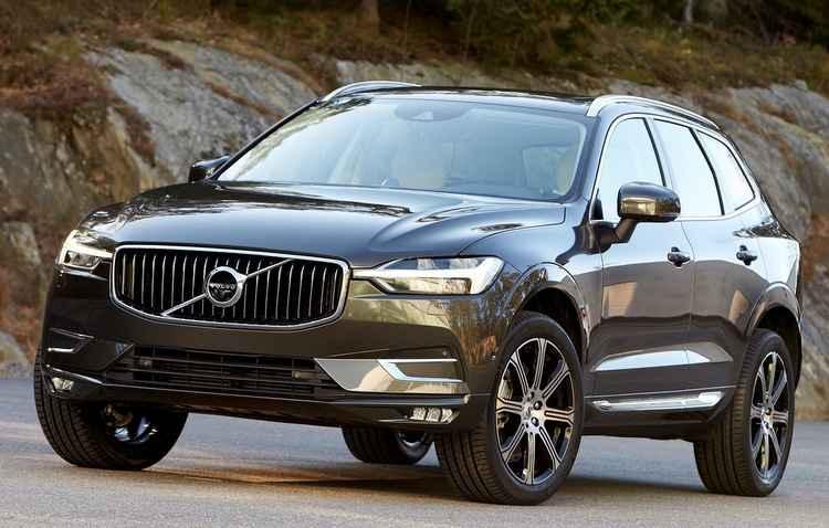 Volvo aumenta preços de veículos
