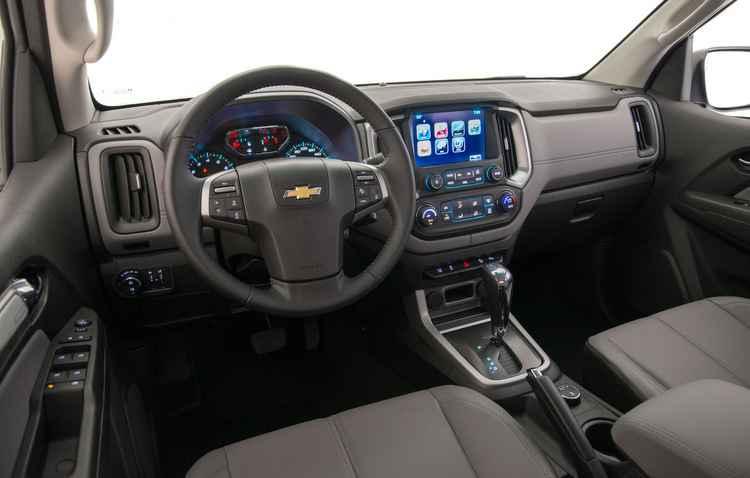 Modelo ganha partida remota por comando na chave, que climatiza a cabine dos modelos LTZ   - Chevrolet/Divulgação