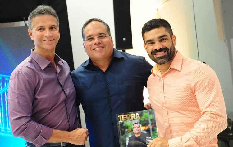 Lançamento da edição 42 da revista Terra aconteceu na Rota Premium/Volvo - Armando Artoni / Divulgação