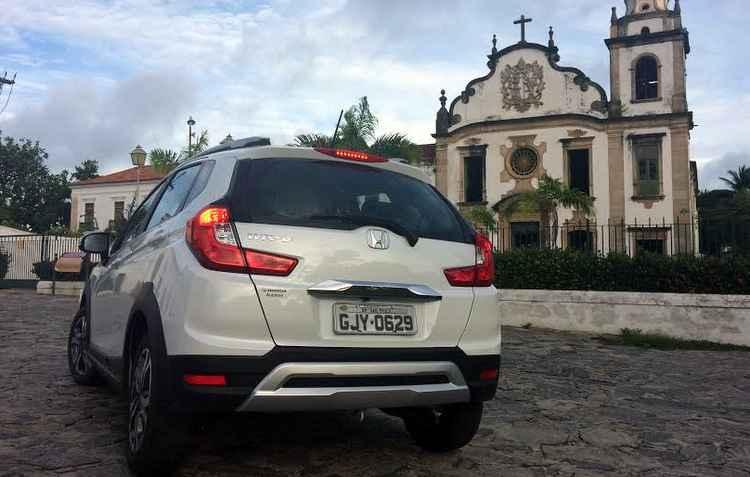 WR-V ganha motor 1.5 de 116 cv no Etanol e um cavalo a menos na gasolina  - Jorge Moraes/DP