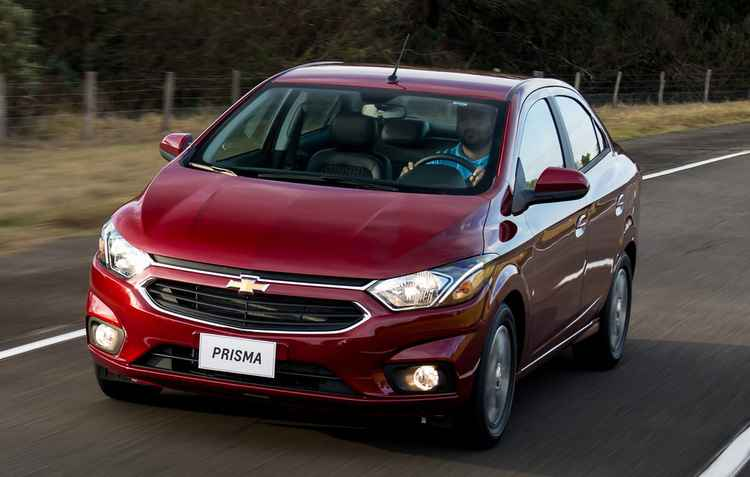 Chevrolet Prisma 2018 recebe cor e preços novos