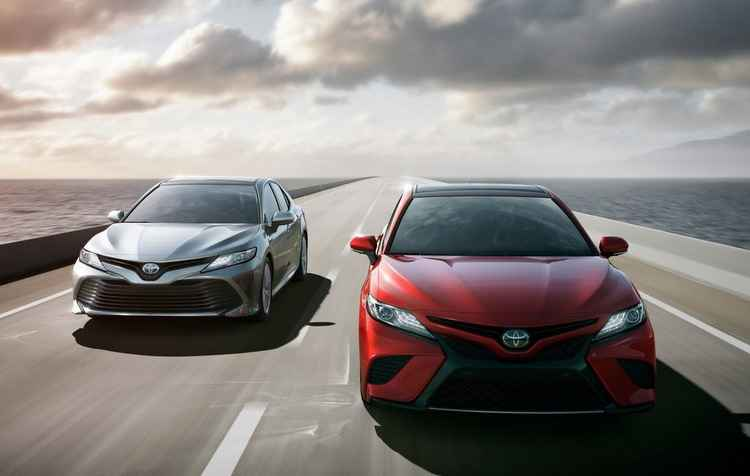 Modelos produzidos nos Estados Unidos e no Canadá receberão o sistema - Toyota/Divulgação