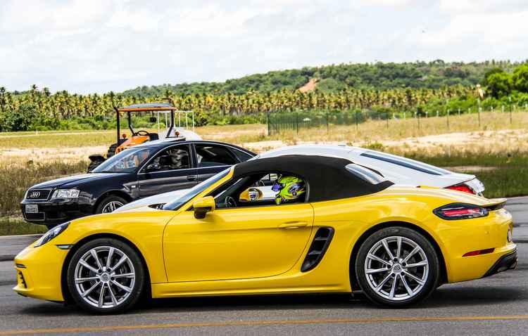 Inscrição para competir custa R$ 500 cada veículo. Já os ingressos para o público em geral custam R$ 50 por pessoa  - Igor Castro/Divulgação