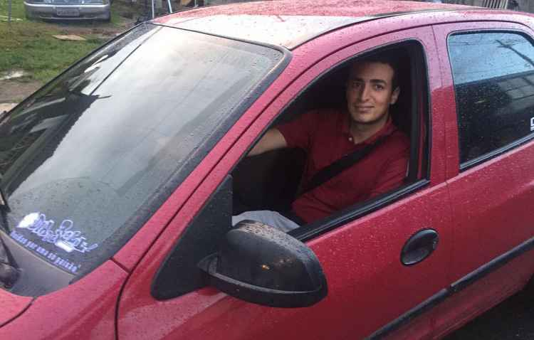 Hyago Moraes é um dos que  já modificaram o visual do veículo - Hyago Moraes/Divulgação