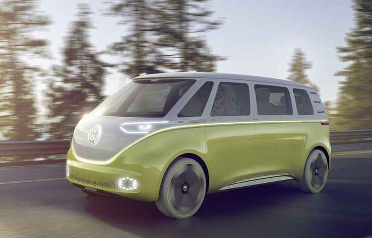 Volkswagen afirma que Kombi elétrica será produzida em série