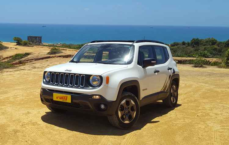 Jeep Renegade é convocado para recall