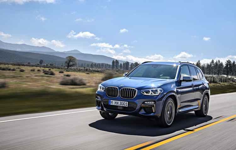 Modelo oferece o estilo família combinado com potência pronta para as estradas - BMW/Divulgação