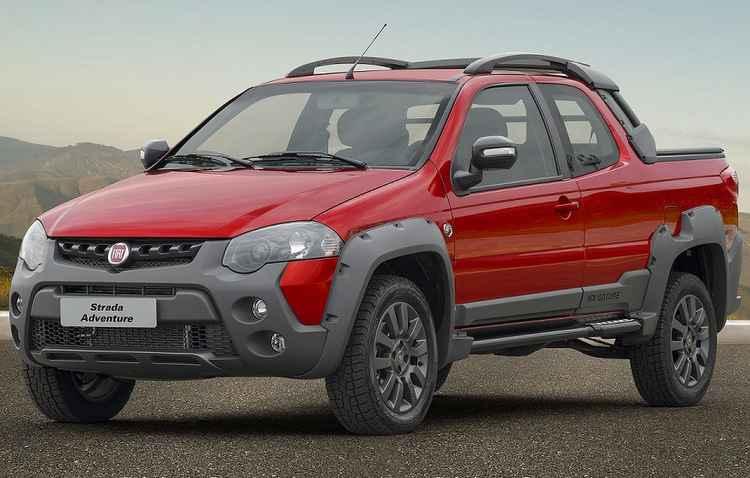 Mais barata, Fiat Strada 2018 passa por pequenas mudanças