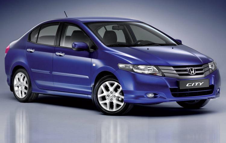 Honda convoca os modelos Fit e City para recall
