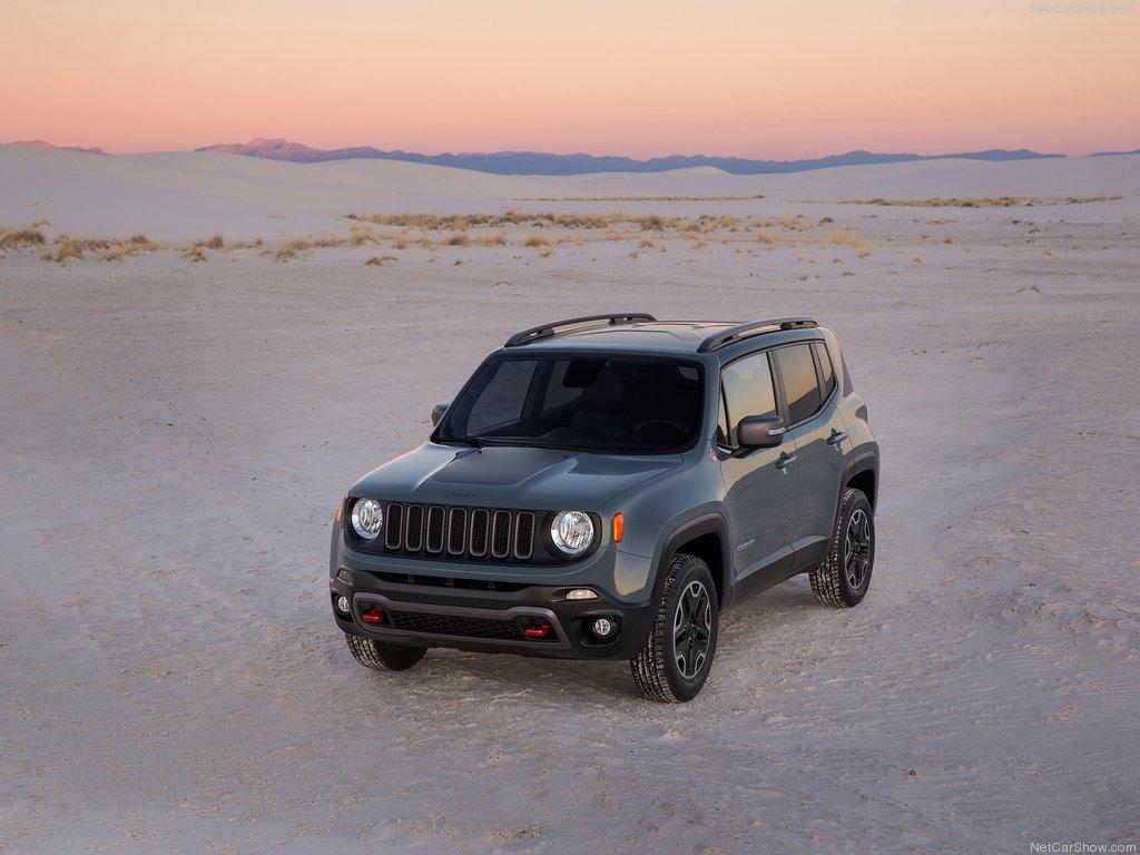 Jeep especula lançar utilitário menor que o Renegade