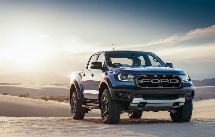 Ford Ranger Raptor é apresentada na versão esportiva off-road