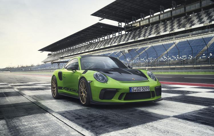 911 GT3 RS da Porsche vai de 0 a 100 km/h em 3,2 segundos