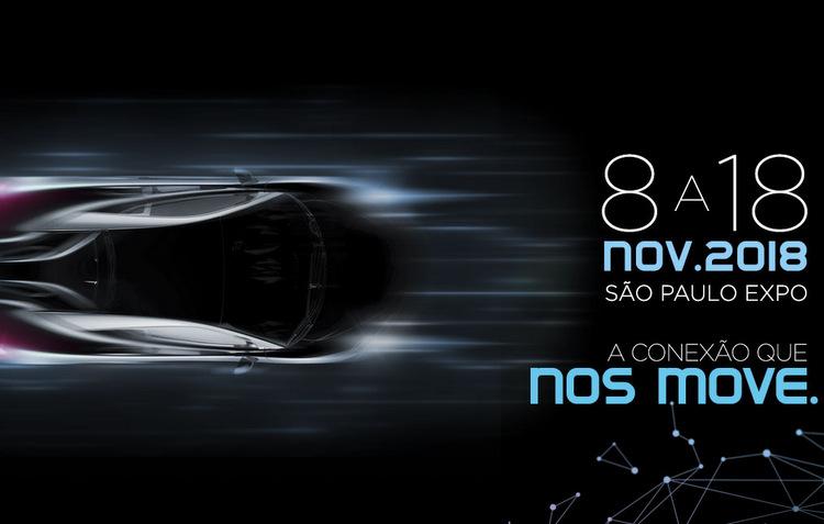 Salão Internacional do Automóvel de São Paulo tem data e local confirmados